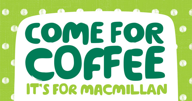 Macmillan Coffee Morning Care Dynamics Yorkshire