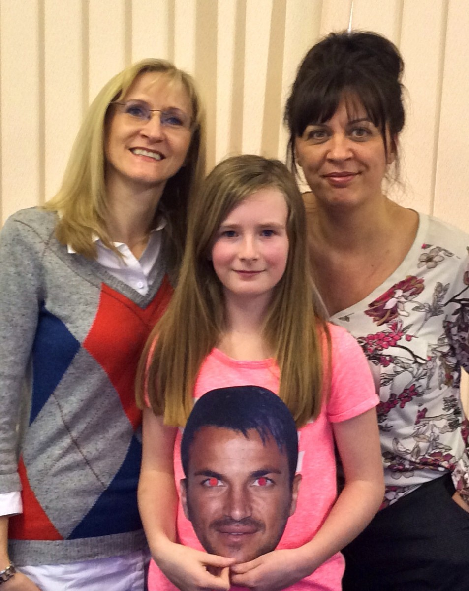 Care dynamics yorkshire raises money for the peter andre foundation care m4hsunfo